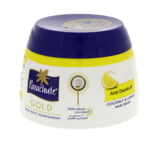 Parachute Gold Coconut & Lemon Hair Cream 140ml