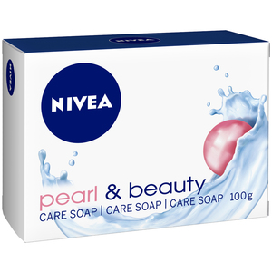 Nivea Care Soap Pearl & Beauty 100g