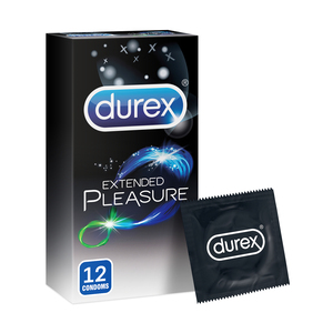 Durex Extended Pleasure 12 pcs