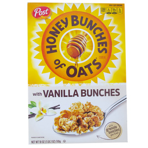 Post Honey Bunches of Oats with Vanilla Bunches 510g