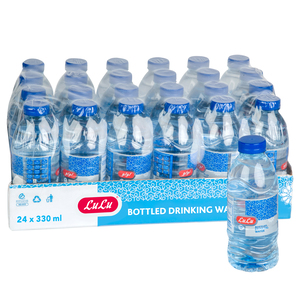 Lulu Bottled Drinking Water 330ml