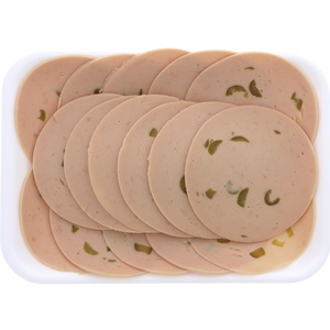 Siniora Chicken Mortadella with Olive 250g Approx. Weight