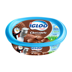 Igloo Chocolate Ice Cream 2Litre