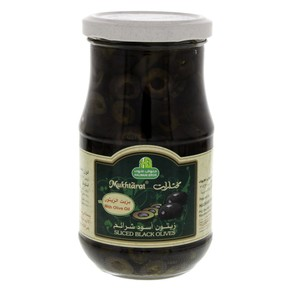 Halwani Sliced Black Olives 325g