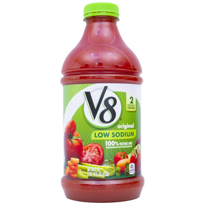 V-8 Original Vegetable Juice Low Sodium 1.36Litre