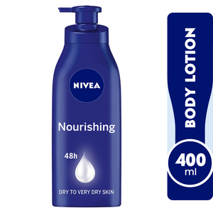 Nivea Body Lotion Nourishing Almond Oil Dry To Very Dry Skin 400ml