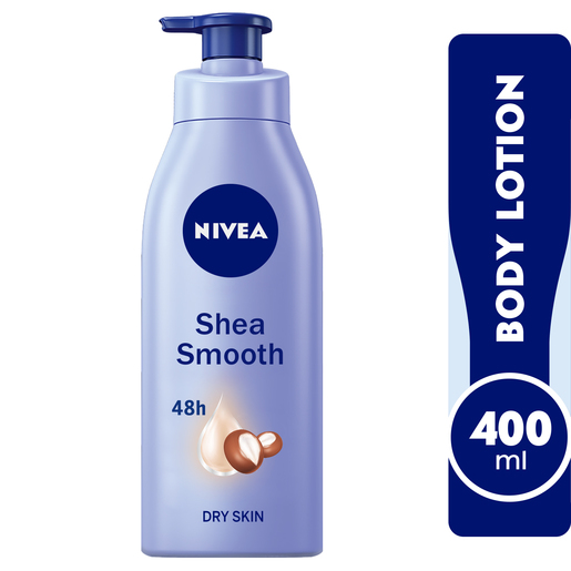 Nivea Body Care Body Lotion Smooth Sensation Dry Skin 400ml