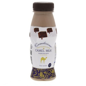 Camelicious Chocolate Flavour Camel Milk 250ml