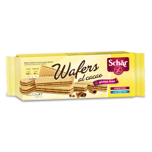 Schar Gluten Free Cocoa Wafers 125g