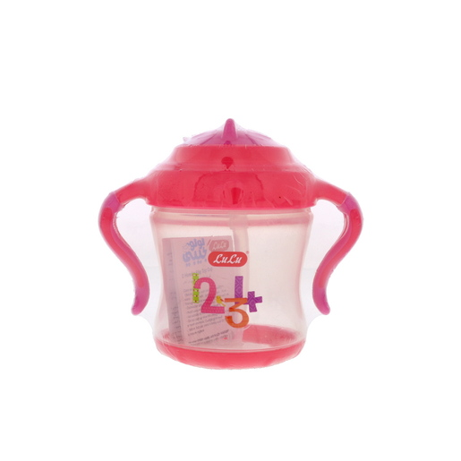 Lulu Baby Feeding Cup With Top Assorted 1pc