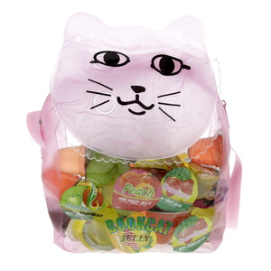 Larbee Book Cat Mini Fruit Jelly 500g