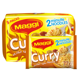 Maggi 2 Minutes Noodles Curry 79g