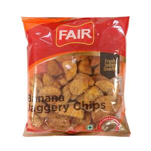 Fair Banana Jaggery Chips 200g