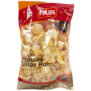 Fair Tapioca Chips Hot 200g