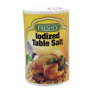 Freshly Iodized Table Salt 737g