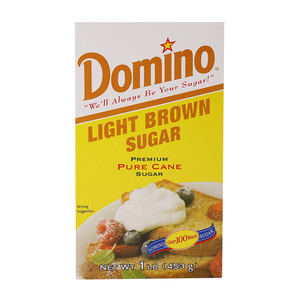 Domino Brown Sugar Light 453 Gm