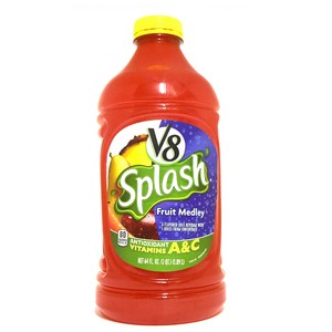 V8 Splash Fruit Medley Juice 1.89 Litre