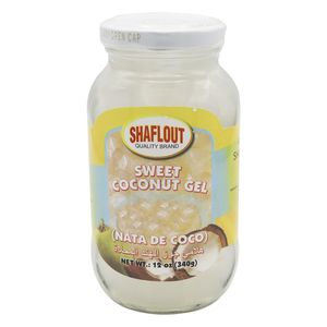 Shaflout Sweet Coconut Gel 340g