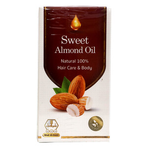 Wadi Al Nahil Sweet Almond Oil 125ml