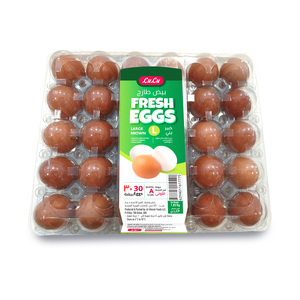 Lulu Brown Fresh Eggs Large 30pcs