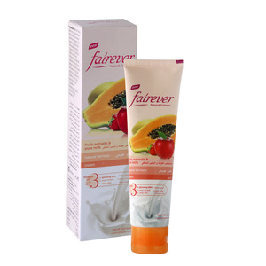 Cavin Kare Fairever Natural Fairness Cream Fruit Extracts & Pure Milk 100g