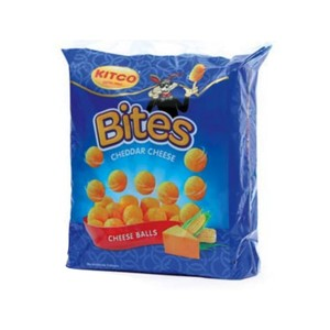 Kitco Bites Cheddar Cheese Balls 20g