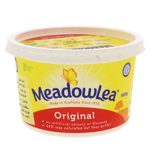 Meadowlea Margarine Original 500g