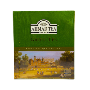Ahmed Green Tea Bags 100pcs