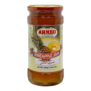 Ahmed Pineapple Jam 450g