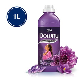 Downy Feel Relaxed Concentrate Fabric Softener 1Litre