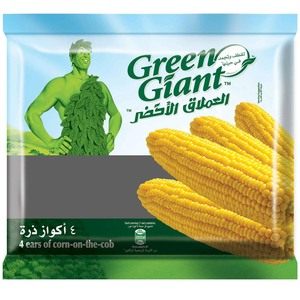 Green Giant Corn On The Cob Nibblers 4pcs