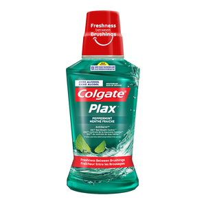 Colgate Mouthwash Plax Multi Protection Fresh Mint 250ml