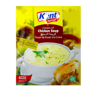 Kent Soup Cream Of Chicken 71g