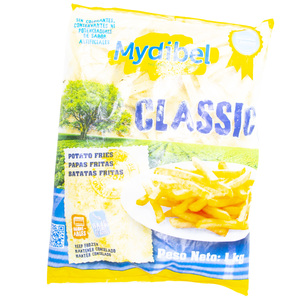Mydibel Classic French Fries 1kg