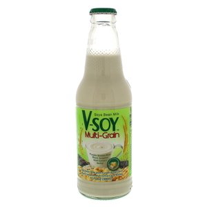 V - Soy Multy Grain Soy Bean Milk 300ml