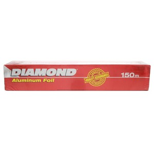 Diamond Aluminum Foil Size 150m x 45.7cm 1pc