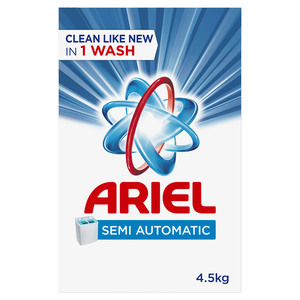 Ariel Washing Powder Original Scent 4.5kg