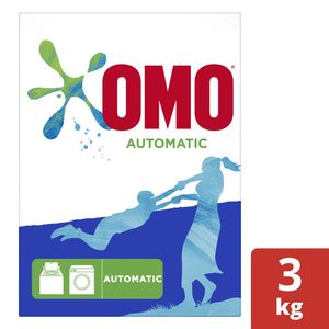 OMO Front Load Laundry Detergent Powder 3kg