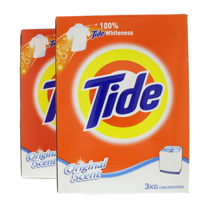 Tide Original Scent Concentrated 3kg X 2pcs