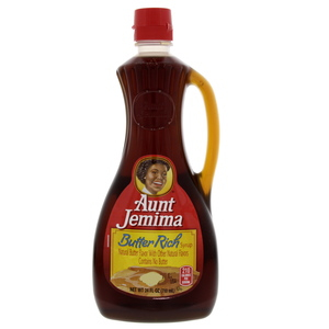 Aunt Jemima Butter Rich Syrup 710 Ml