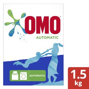 OMO Front Load Laundry Detergent Powder 1.5kg