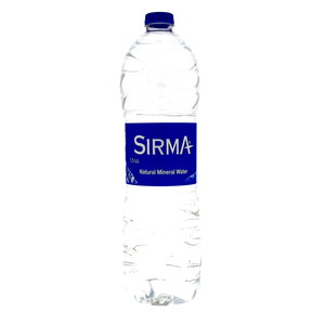 Sirma Natural Mineral Water 1.5Litre