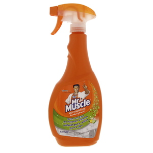 Mr Muscle All Purpose Cleaner Citrus Lime 500ml