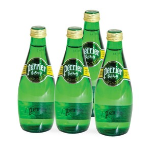 Perrier Water 330ml 3+1