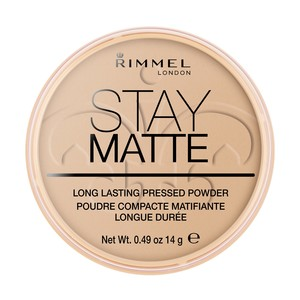Rimmel London Stay Matte Pressed Powder Shade 004 Sandstorm 14g
