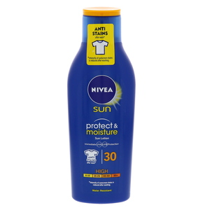 Nivea Moisturizing Sun Lotion 30 High 200ml