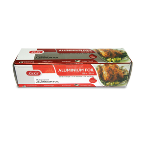 Lulu Multipurpose Aluminium Foil Size 150m x 30cm 485sq.ft 1pc