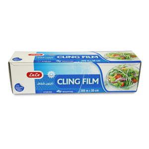 Lulu Cling Film Size 300m x 30cm 1pc