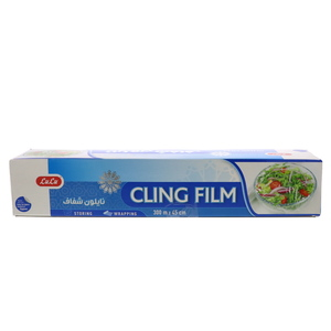 Lulu Cling Film Size 300m x 45cm 1pc