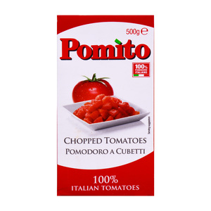 Pomito Chopped Tomatoes 500g